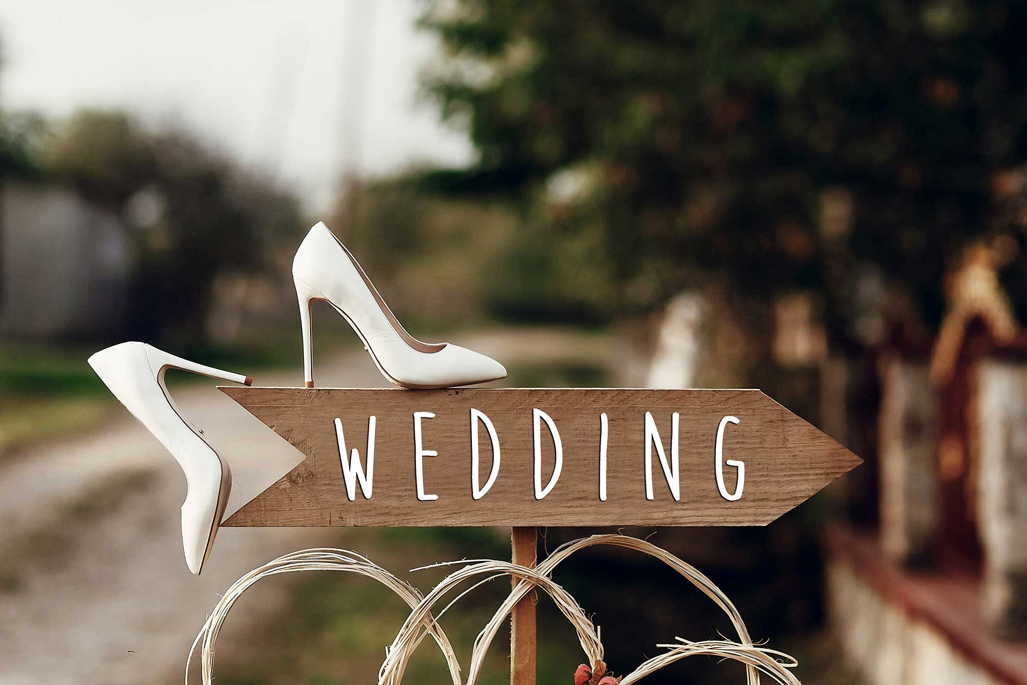 Atlanta Wedding Venue Sign