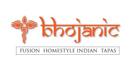 Logo Bhojanic Catering