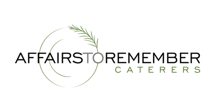 Logo Affairs to Remember Catering