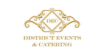 Logo District Catering Atlanta