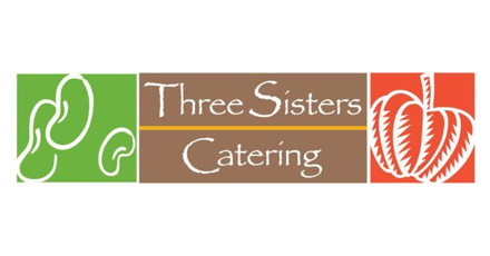 Logo Three Sisters Catering